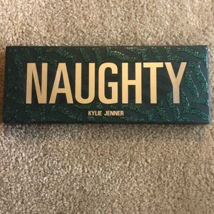 KYLIE JENNER naughty palette NEVER USED!